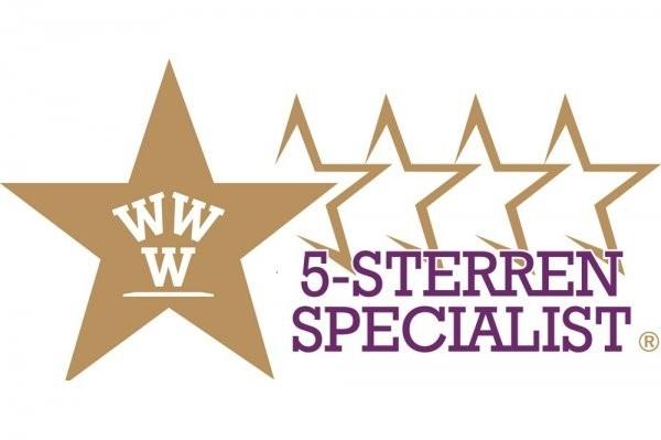 erkend 5 sterren specialist
